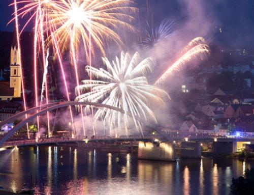 """""""Donau im Feuerzauber"""" vom 07.08.2020 – 12.08.2020"""
