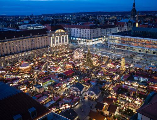 18.12.2021 Weihnachtsmarkt Dresden
